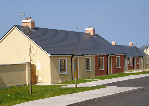 Kerry County Council Housing Development Ballyferriter
