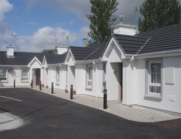Emigrant Support Group Housing Development