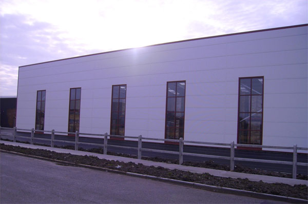 Listal Industrial Unit