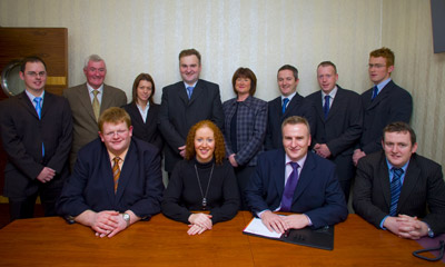 Richard Walsh & Associates Staff